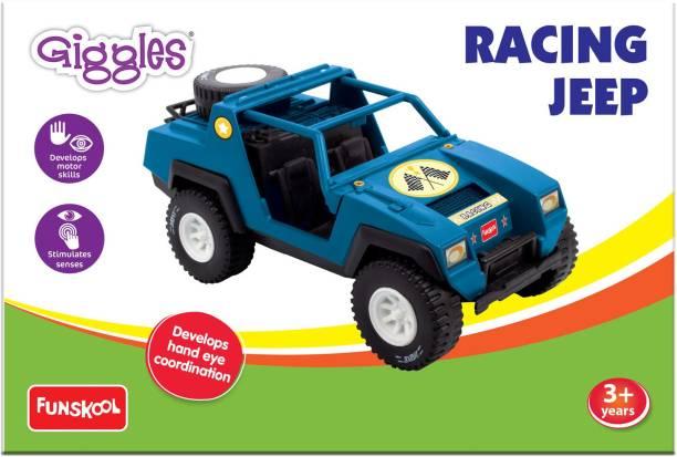 Giggles RACING JEEP