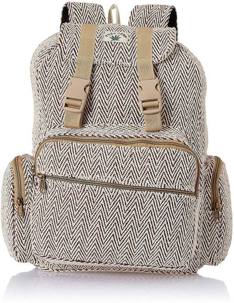 SUVASANA A_026_pink_S 28 L Laptop Backpack