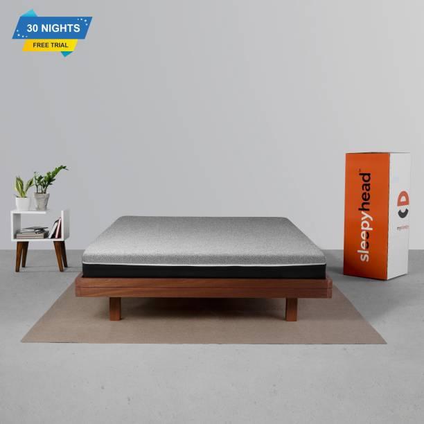 Sleepyhead Laxe 6 inch King Latex Foam Mattress