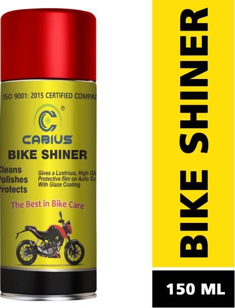 CABIUS Liquid Car Polish for Exterior, Headlight, Tyres, Chrome Accent, Bumper, Leather, Metal Parts
