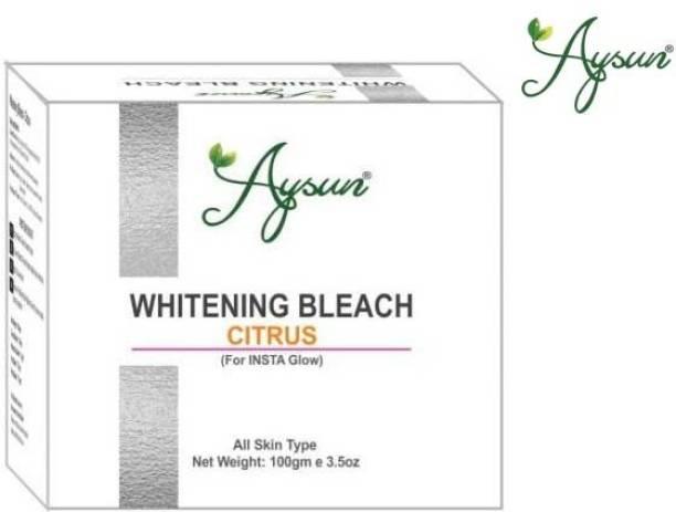 Aysun Whitening Citrus Cream Bleach