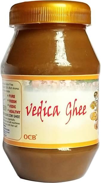 OCB Vedica Desi Grass Fed Cow ghee (Made By Desi Cow Milk) Ghee 250 g Plastic Bottle