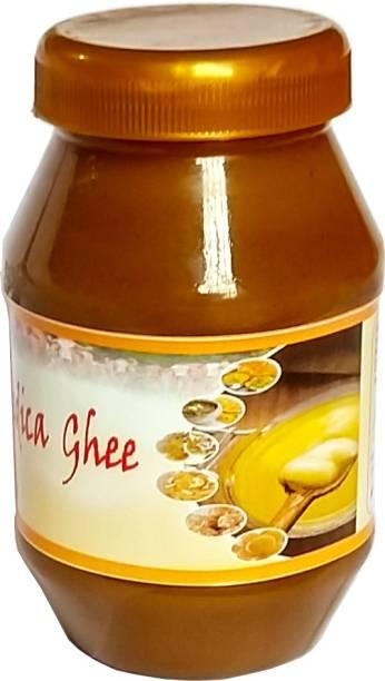 OCB Vedica Cow Ghee 100% Grassfed Cow Milk special 250 g Plastic Bottle