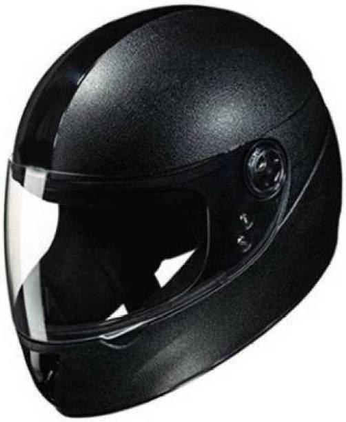 Edith CHROME ECO FULL FACE MOTORBIKE HELMET Motorsports Helmet (Black) Motorbike Helmet