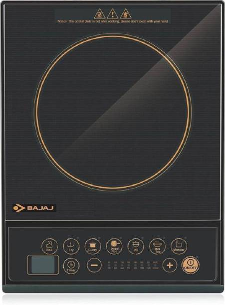 generic bajaj ICX130 Induction Cooktop