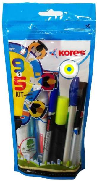 Kores 9 to 5 Stationery  Office Set