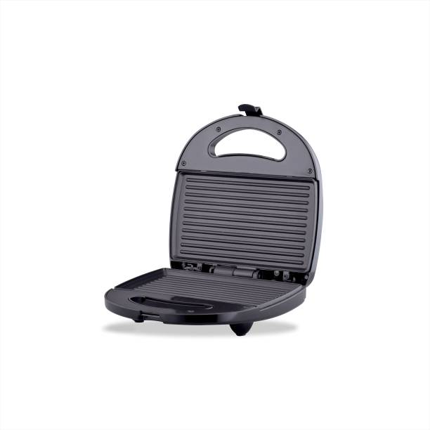Candes Crisp Sandwich Griller, 750 W with 4 Slice Non-Stick Grill
