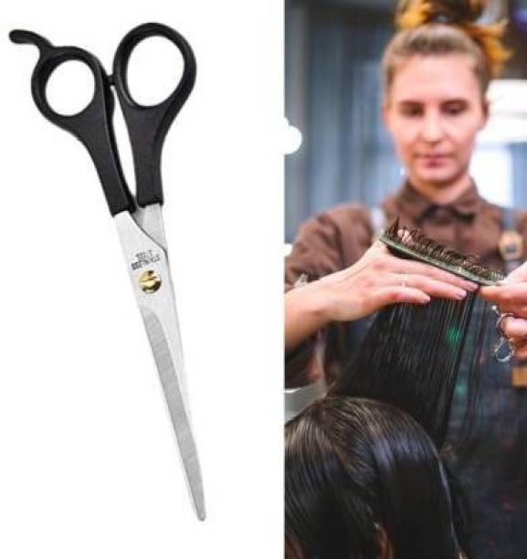 organim Stage Hair Cutting Scissor for Parlour,Salon,Barber and Home Use(Stainless Steel Scissor) Scissors