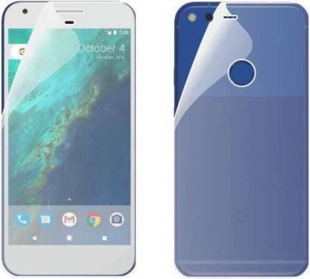 BluegetEnterprises Front and Back Tempered Glass for Google Pixel