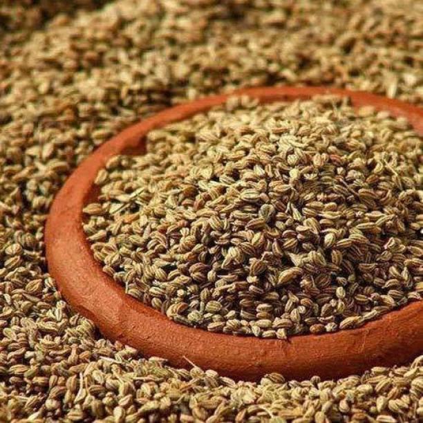 Freshtige Fresh Whole Ajwain Seeds | Carom Seeds | Ajamo
