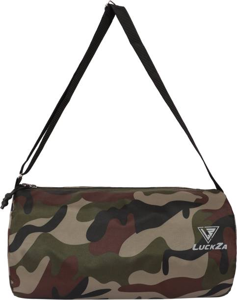 luckza stylish sport bag for gym yoga tevel
