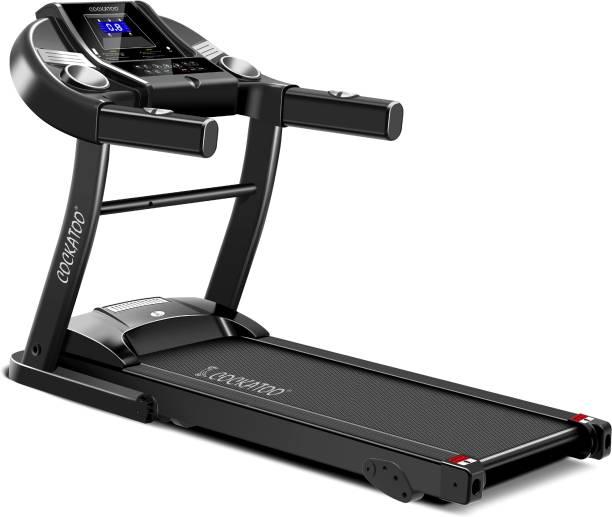 COCKATOO CTM05 2 HP Peak Multi-Function Motorized Treadmill