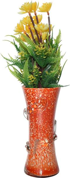CRAFTVERRE Glass Vase