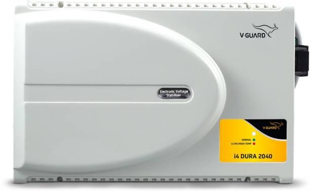 V-Guard i4 Dura 2040 For 1.5 Ton Inverter A.C (Working Range: 160V To 280V) Voltage Stabilizer