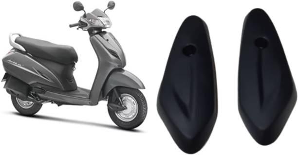 AUTOPLEX Honda Active All Model Hub Cover (Premium Quality) (Standard Size) With Quality PVC Material (Set of 2) Bike Crash Guard