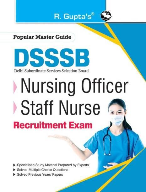 DSSSB: Nursing Officer & Staff Nurse Recruitment Exam Guide