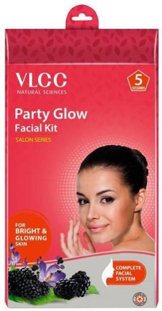 VLCC VLCC Party Glow Facial Kit ( 5 Session)