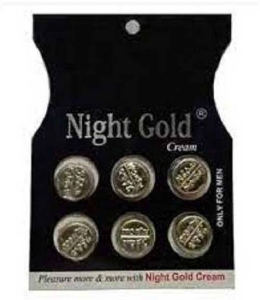 Zieozed 524HGG Night Delay Cream For Men Pack Of 1