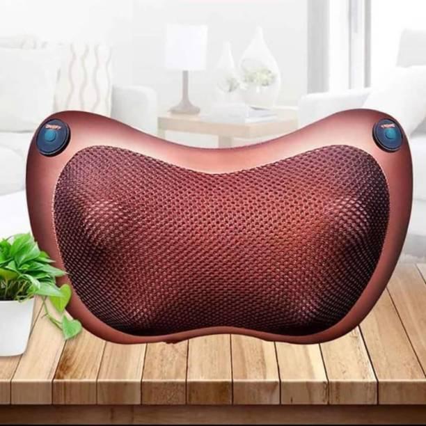 Comfortinglives Neat Heat Massager Neck Back Shoulder Heat Pillow Deep Kneading Massager For Car Home Office Massager