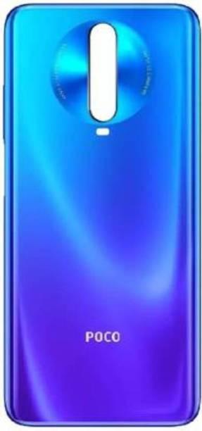 RODIAN POCO X2 - BLUE Back Panel