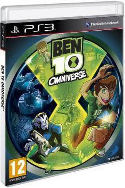 BEN10 Omniverse PS3 (2012)