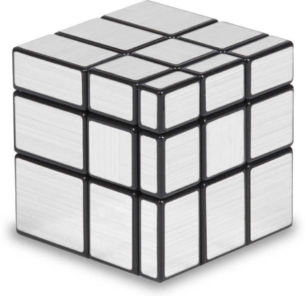 Miss & Chief Silver Mirror High Speed Magic Cube