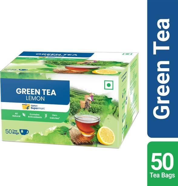 Flipkart Supermart Green Tea Bags Box
