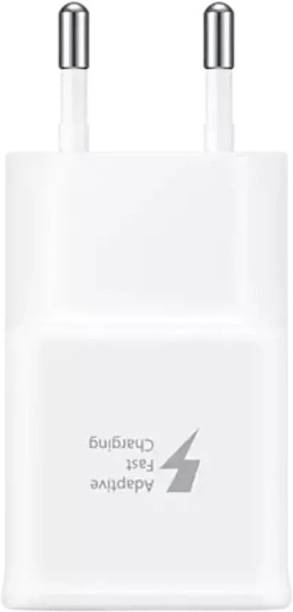 SAMSUNG EP-TA20IWECGIN Type C Mobile Charger with Detachable Cable