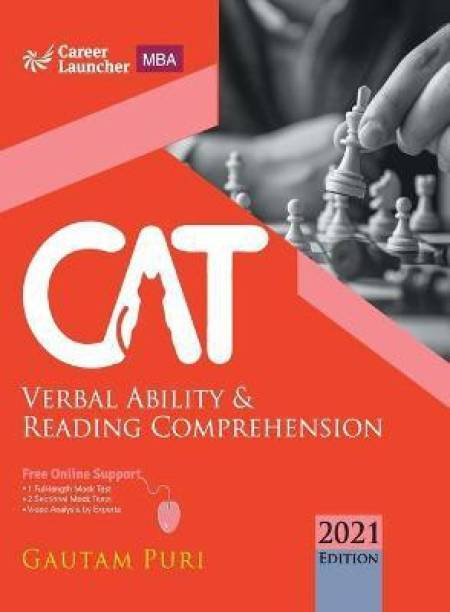 Cat 2021 Verbal Ability & Reading Comprehension