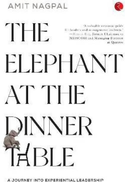 THE ELEPHANT AT THE DINNER TABLE