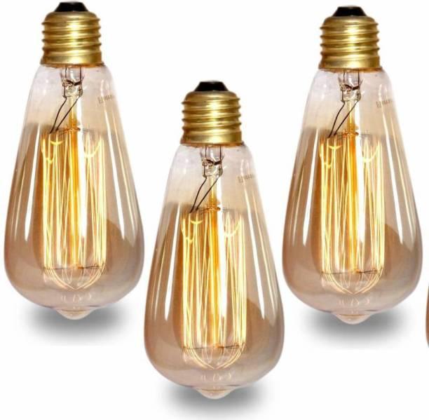 LazyHomez 40 W Decorative E24 Incandescent Bulb