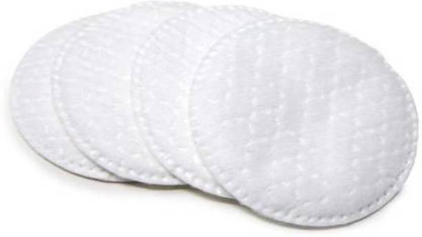 Faigy Beauty 100pc Cotton Round Pad for Face Makeup Remover Pads