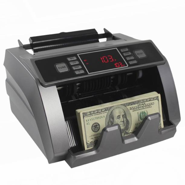 SWAGGERS Latest Updated Money/Note/Cash/Currency counting machine for All New and Old Notes 10,20,50,100,200,500,2000 with advanced fake note detection Note Counting Machine