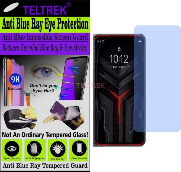 TELTREK Tempered Glass Guard for LENOVO LEGION PRO (Impossible UV AntiBlue Light)