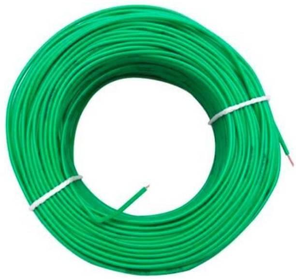 vinytics pvc Green 90 m Wire