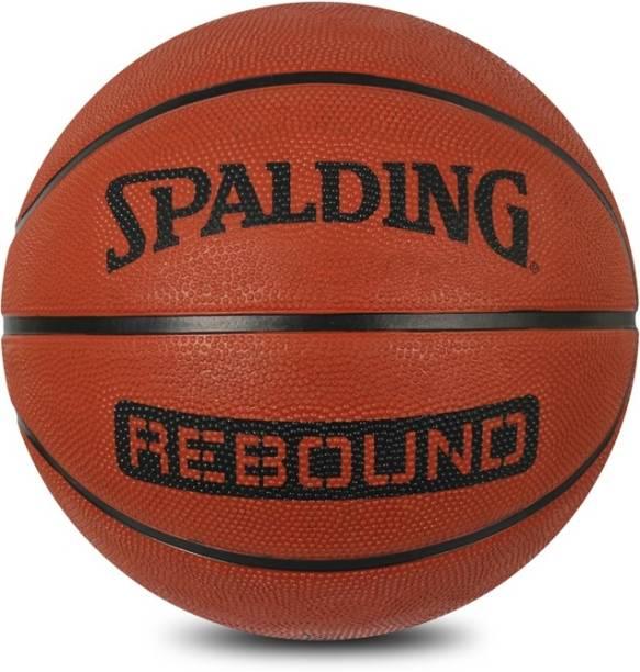 SPALDING Rebound Basketball - Size: 7