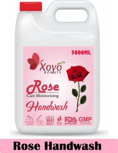 XOYO Pro Handwash, Virus Killer, Germ Protective, Liquid Soap, Economy Pack, Triple Action Formula, Quality Disinfectant Hand Wash Can