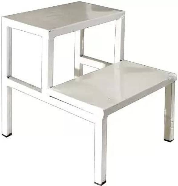 Hawk Eye Medical Double Foot Step for Hospital/Clinic And Domestic Use Hospital Food Stool