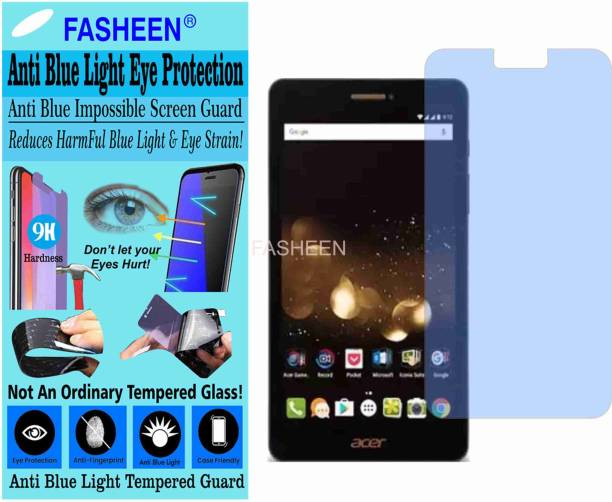 Fasheen Tempered Glass Guard for ACER ICONIA TALK S (Impossible UV AntiBlue Light)