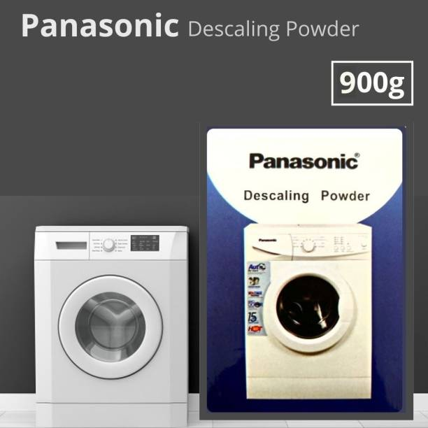 Descaling Powder 900 GM For Panasonic Washing Machine Drum/Tub/Scale Cleaner (Pack of 9) Detergent Powder 900 g