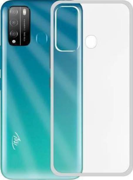 Smart Cases Back Cover for Itel Vision 2
