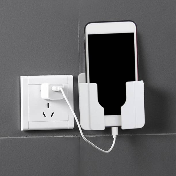 FLORICAN Pack of 2 Pcs Wall Mount Mobile Phone Stand Mobile Holder