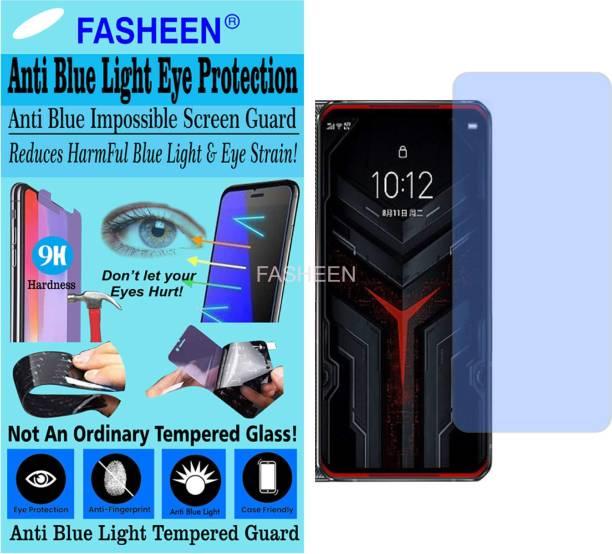 Fasheen Tempered Glass Guard for LENOVO LEGION PRO (Impossible UV AntiBlue Light)