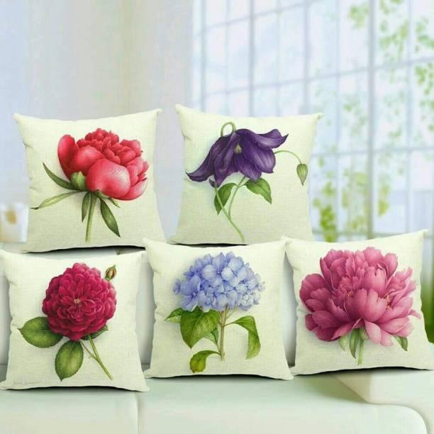 Kayoksh Floral Cushions Cover