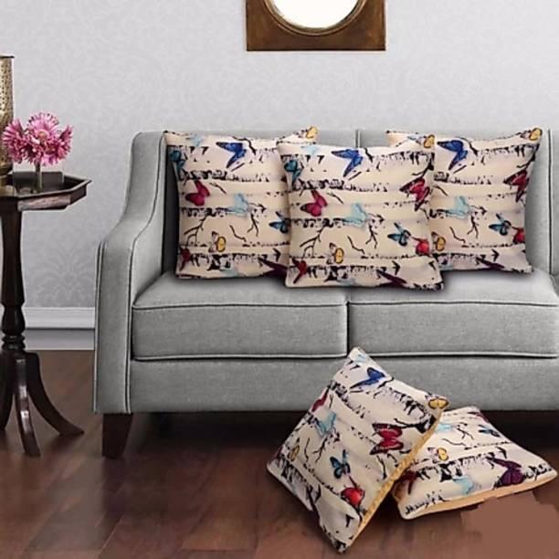 Kayoksh Self Design Cushions & Pillows Cover