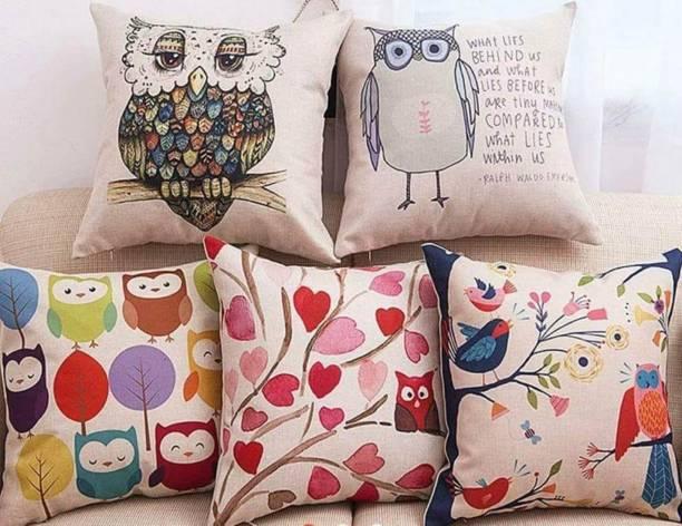 Kayoksh Printed Cushions & Pillows Cover