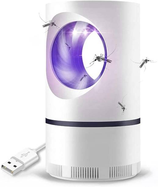 PYXBE Mosquito Killer Lamp USB Electric Mosquito Light 365 Nano Wave Anti Fly Bug Insect Night Light Electric LED Bug Zapper Mosquito Killer Trap Lamp, Home, Indoor & Outdoor Insect Electric Killer Lamp Electric Insect Killer Electric Insect Killer (Cobra White Killer Lamp) Electric Insect Killer (Lantern) Electric Insect Killer