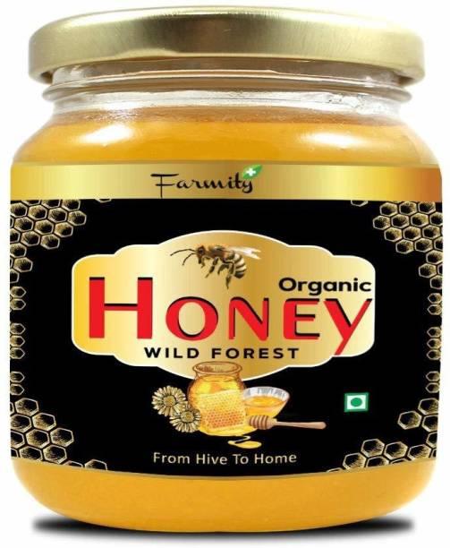 Farmity Organic Wild Forest Honey Natural & Pure Honey
