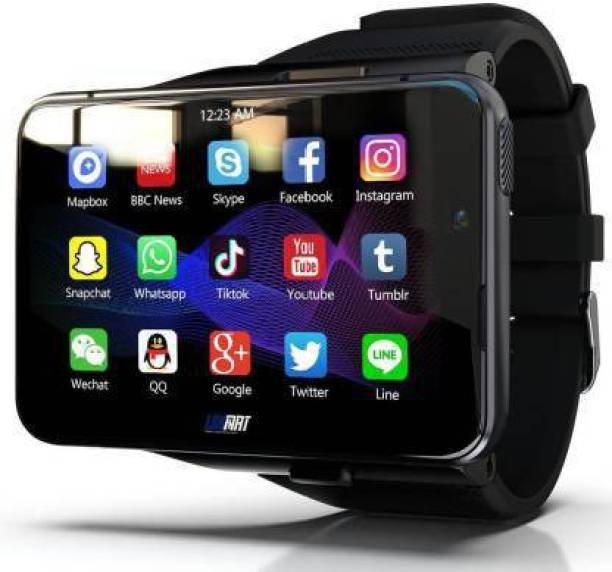 TEINSTORE Edge To Edge Screen Guard for Android Smart Watch 2.88 Inch Big Square