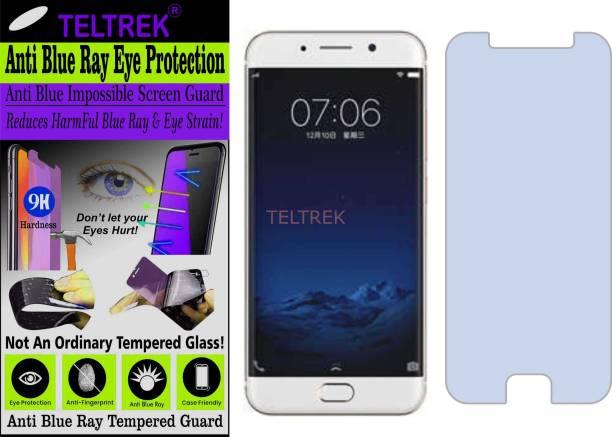 TELTREK Tempered Glass Guard for VIVO XPLAY 6 (Impossible UV AntiBlue Light)